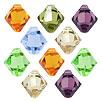 CRYSTALLIZED™ #6301 Crystal Bicone Pendants