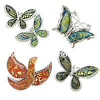 Sterling Silver Brooches