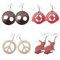 Coconut Earring
