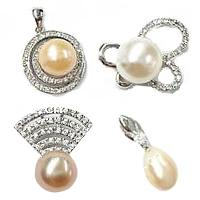 Cultured Freshwater Pearl Pendants