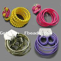 Plastic Jewelry Sets