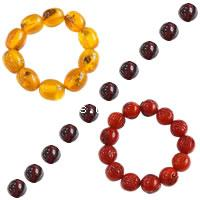 Imitation Amber Bracelets