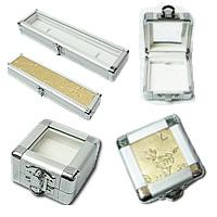 Aluminum Jewelry Box