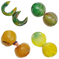 Natural colorful Agate Beads