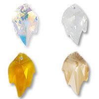 Leaf Imitation CRYSTALLIZED™ 6735 Pendants