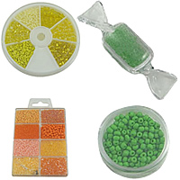Box Glass Seed Beads