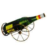 Iron Wine Rack, 21x12x26cm, 30PCs/Box, Sold By Box