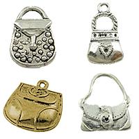 Zinc Alloy Handbag Pendants