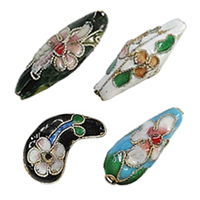 Filigree Cloisonne Beads