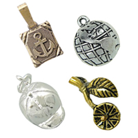 Brass Jewelry Pendants