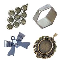 Iron Pendant Findings