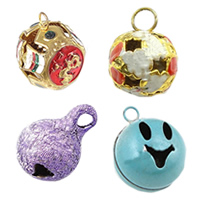 Iron Bell Pendants