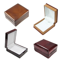 Wood Pendant Box