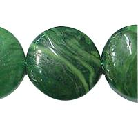 Jade African Bead