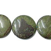 Dragon Blood Jasper Bead