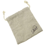Linen Bag, 98x112x6mm, Sold By PC