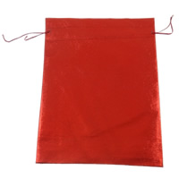 Organza Jewelry Pouches, opaque, solid color, more colors for choice, 10x12cm, 5000PCs/Bag, Sold By Bag