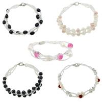 Seed Beads Pearl Bracelets