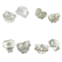 Sterling Silver Ear Nut Component