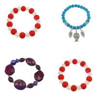 Crystal Acrylic Bracelets