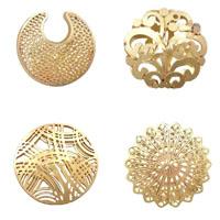 Filigree Brass Stampings