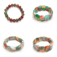 Malachite Agate Bracelets