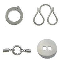 Stainless Steel Jewelry Clasp