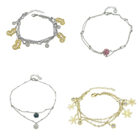 Stainless Steel Anklets Jewelry