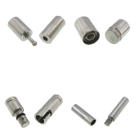 Stainless Steel Bayonet Clasp