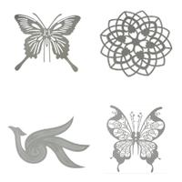 Filigree Stainless Steel Stampings