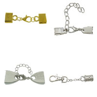 Zinc Alloy Lobster Claw Cord Clasp