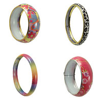 Fashion Printing Iron Bracelets