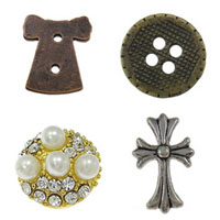 Zinc Alloy Button
