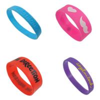 Silicone Jewelry Bracelets