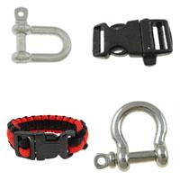 Survival Bracelet Clasp