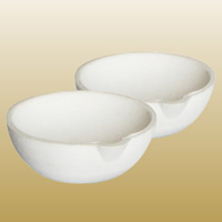 Quartz Melting Dish, different size for choice & Customized, white, Sold By PC
