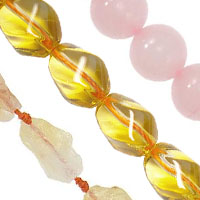 Natural Citrine Beads