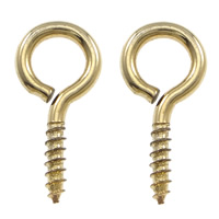 Zinc Alloy Peg Bail, plated, more colors for choice, nickel, lead & cadmium free, 7x15x2mm, Hole:Approx 4mm, Sold By PC