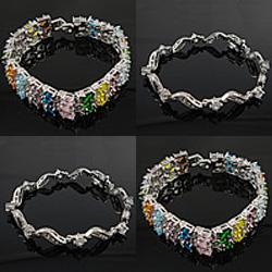 Cubic Zircon (CZ) Bracelets