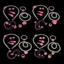Plastic Jewelry Sets