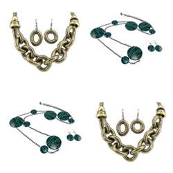 Fashion Iron Jewelry Sets