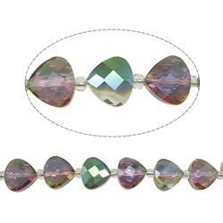 Triangular Crystal Beads