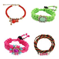 Nylon Cord Bracelets