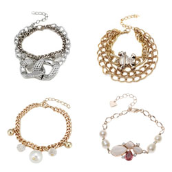Brass Bracelet & Bangle