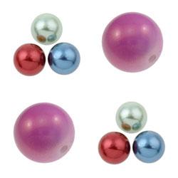Imitation Pearl Acrylic Beads