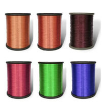 Brass Wire, plated, more colors for choice, cadmium free, Length:Approx 250 m, Sold By KG