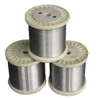 316L Stainless Steel Wire, with plastic spool, different size for choice, original color, Sold By KG