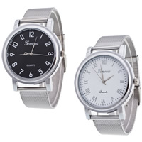 Women Wrist Watch, Stainless Steel, with Glass, different styles for choice, 40mm, Length:Approx 9.4 Inch, Sold By PC