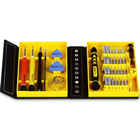 Plastic Cell Phone Repair Tool Set, with Stainless Steel, 121mm,116mm,233mm, Sold By Set