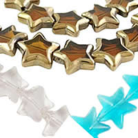 Star Crystal Beads